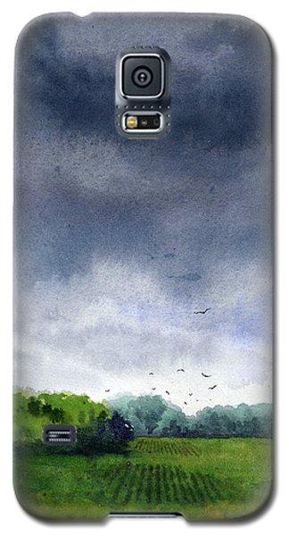 Rains Coming Galaxy S5 Case