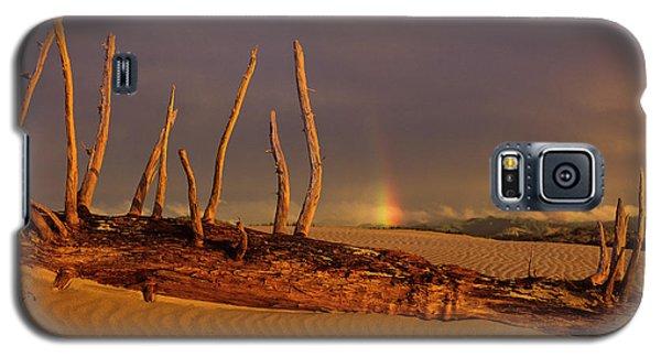Rainy Day Dunes Galaxy S5 Case