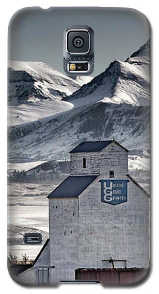Ranchland Elevator Galaxy S5 Case