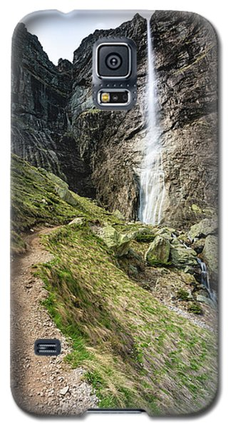 Raysko Praskalo Waterfall, Balkan Mountain Galaxy S5 Case