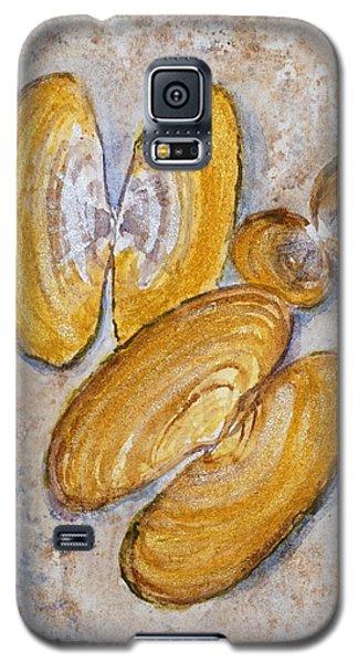 Razor Clams #2 Galaxy S5 Case