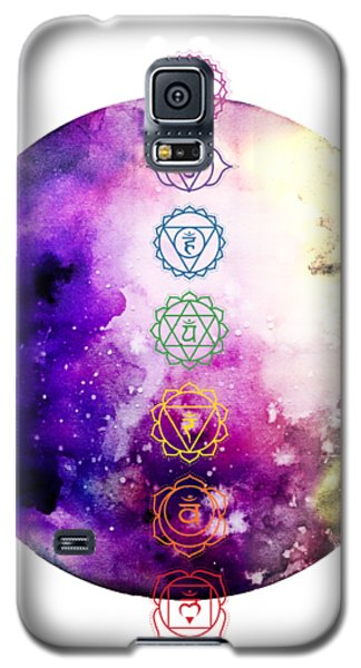 Reach Out To The Stars Galaxy S5 Case
