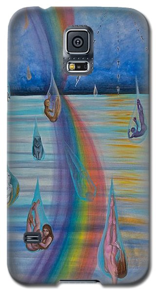 Recycled Energy Galaxy S5 Case