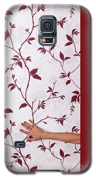 Red #0586 Galaxy S5 Case