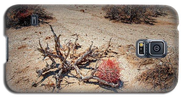 Red Barrel Cactus Galaxy S5 Case