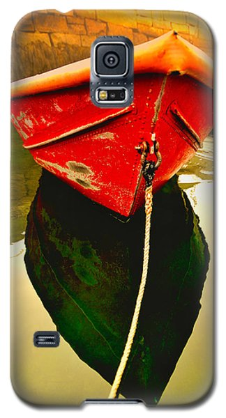 Red Boat Galaxy S5 Case