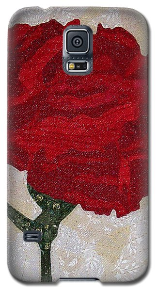 Red Carnation Galaxy S5 Case