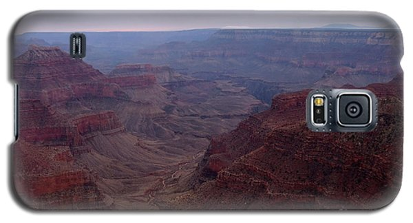 Red Grand Canyon Galaxy S5 Case