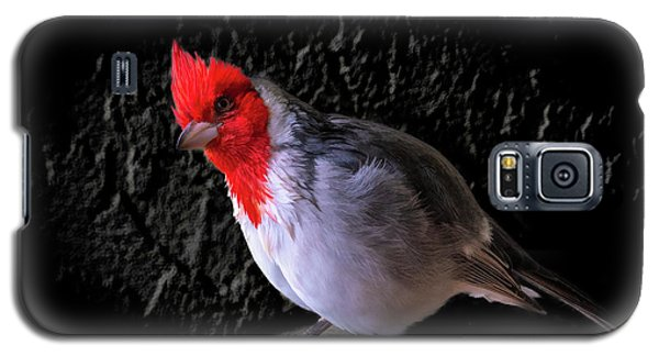 Red Head Galaxy S5 Case