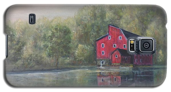Red Mill Clinton New Jersey Galaxy S5 Case