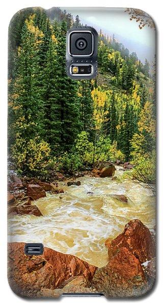 Red Mountain Creek In San Juan Mountains Galaxy S5 Case
