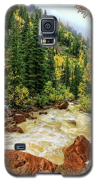 Red Mountain Creek In San Juan Mountains Galaxy S5 Case