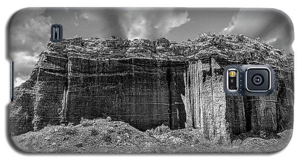 Red Rock Bw Galaxy S5 Case