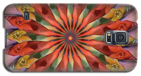 Red Velvet Quillineum Galaxy S5 Case
