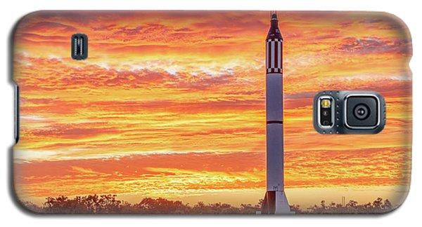 Redstone At Dawn Galaxy S5 Case