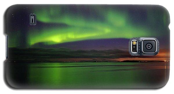 Reflected Aurora Galaxy S5 Case