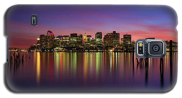 Reflections Of Boston II Galaxy S5 Case