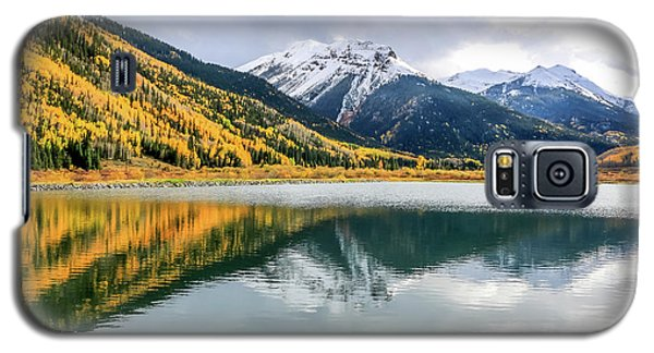 Reflections On Crystal Lake 1 Galaxy S5 Case