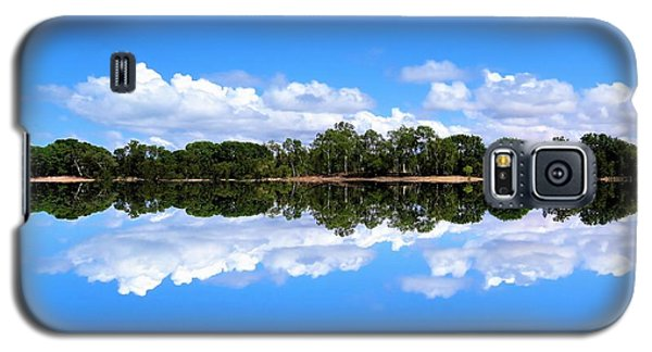 Reflective Lake Patricia Galaxy S5 Case