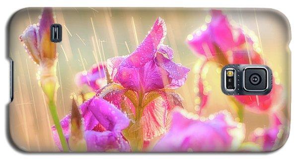 Refreshing Spring Rain Galaxy S5 Case