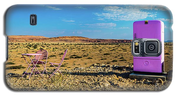 Refreshments Pit Stop In The Middle Of Nowhere Galaxy S5 Case