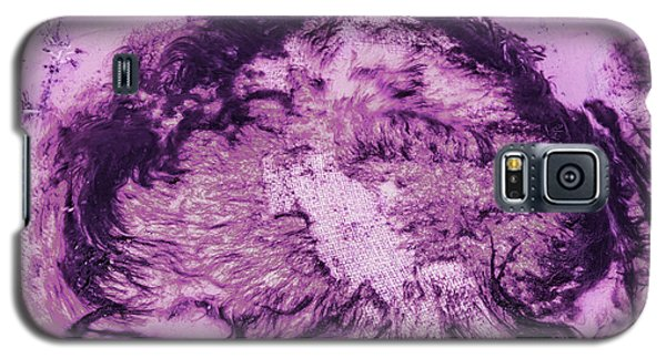 Rhapsody In Purple Galaxy S5 Case
