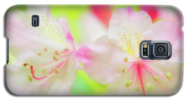 Rhododendron 5 Galaxy S5 Case