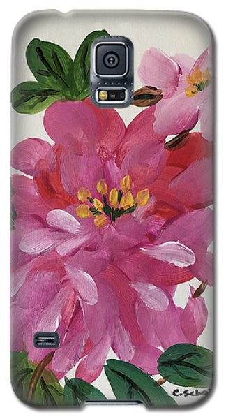 Rhododendron Galaxy S5 Case