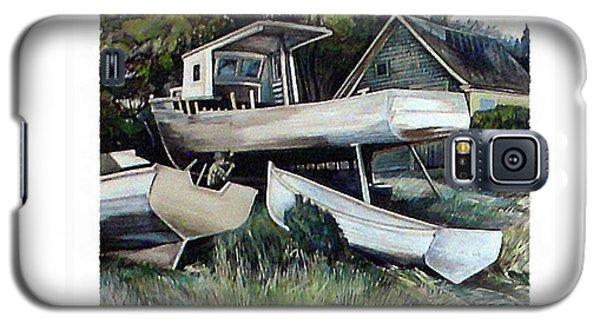 Richardson Boat Shop Galaxy S5 Case