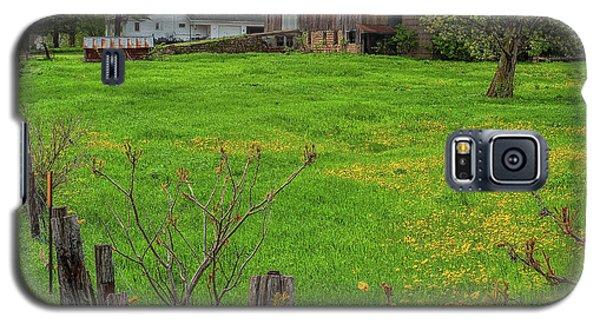 Ridgeway Barn Galaxy S5 Case