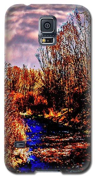 Rio Taos Bosque V Galaxy S5 Case