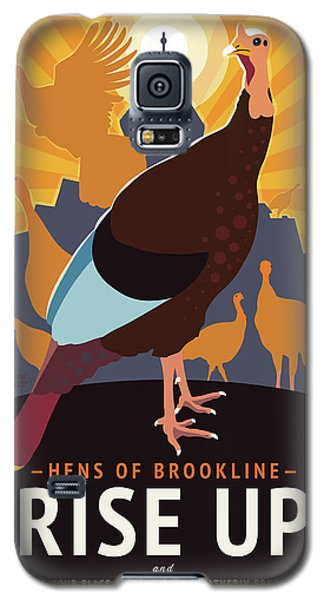 Rise Up Galaxy S5 Case