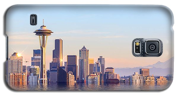 Rising Tide Galaxy S5 Case