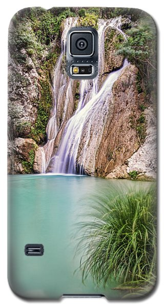 River Neda Waterfalls Galaxy S5 Case