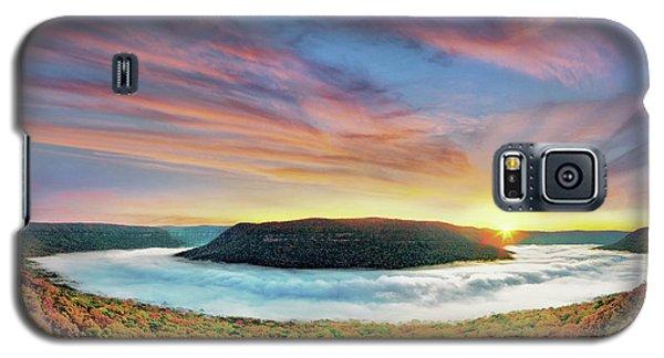 River Of Fog Galaxy S5 Case
