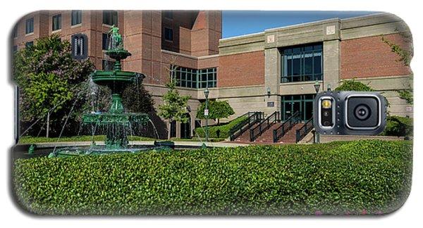 Riverwalk Augusta Ga Fountain Galaxy S5 Case
