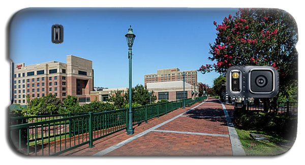 Riverwalk Downtown Augusta Ga Galaxy S5 Case