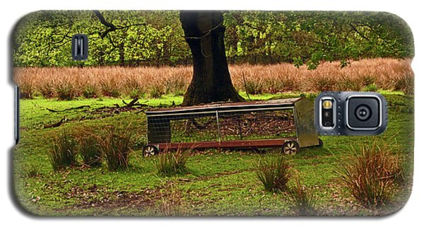 Rivington. Terraced Gardens. Feeding Trough. Galaxy S5 Case