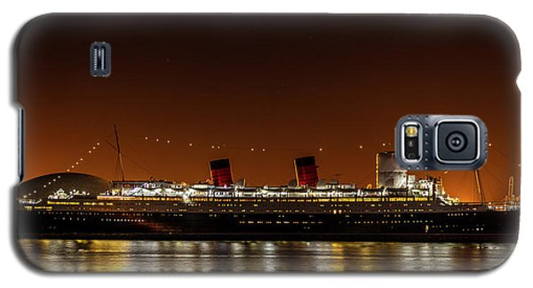 Rms Queen Mary Galaxy S5 Case