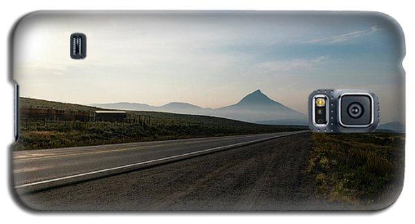 Road Through The Rockies Galaxy S5 Case