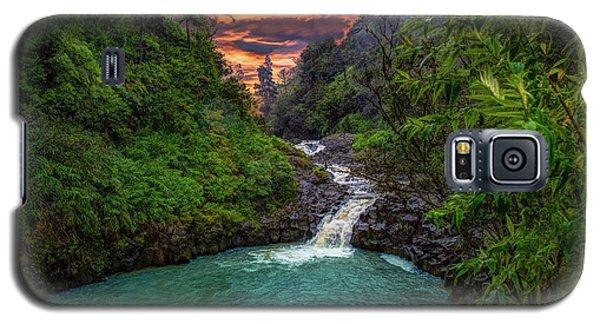 Road To Hana, Hi Galaxy S5 Case