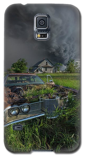 Road's End  Galaxy S5 Case