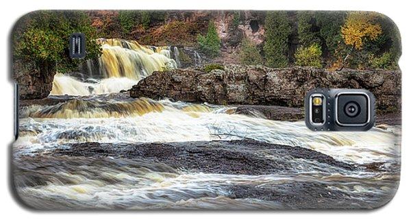 Roaring Gooseberry Falls Galaxy S5 Case