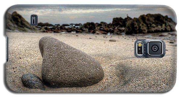 Rock On Beach Galaxy S5 Case