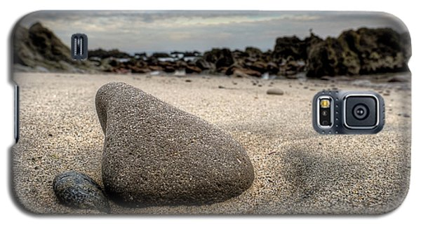 Rock On Beach Galaxy S5 Case