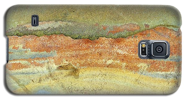 Rock Stain Abstract 2 Galaxy S5 Case