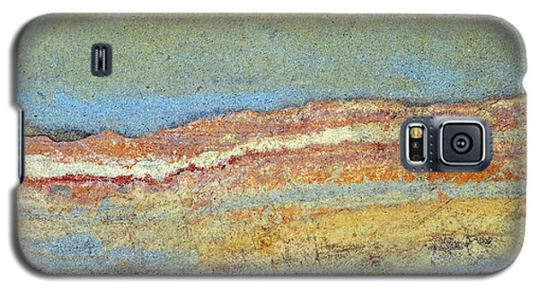 Rock Stain Abstract 3 Galaxy S5 Case