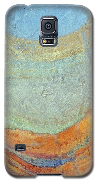 Rock Stain Abstract 7 Galaxy S5 Case