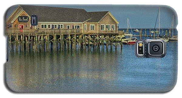 Rockland Harbor  Galaxy S5 Case