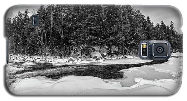 Rocky Gorge N H, River Bend 1 Galaxy S5 Case